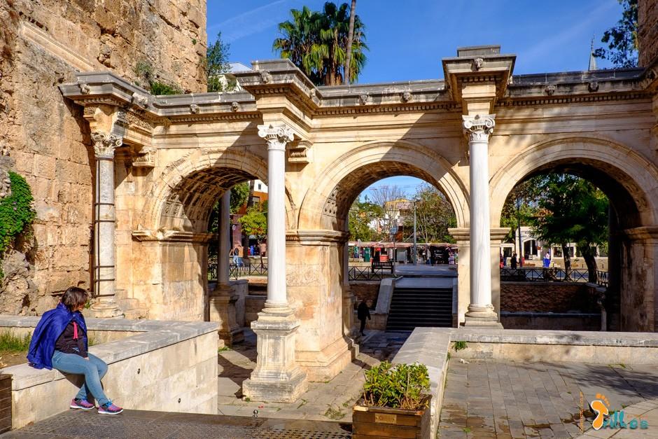 Antalya.Turquia.OsMeusTrilhos