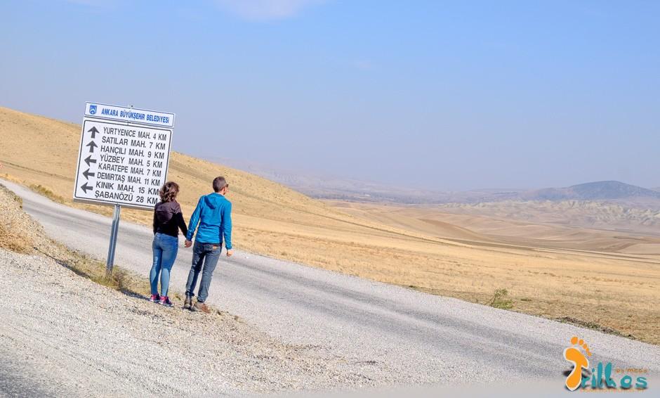 Viajar de Carro na Turquia